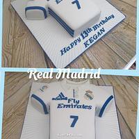 Real Madrid Football Shirt