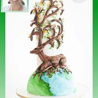 UNSA Earth Day Collaboration- Tree of Life