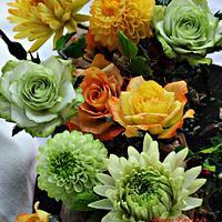Sugarpaste Florals
