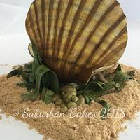 #sugarpirates Black Pearl  by Suburban Bakes