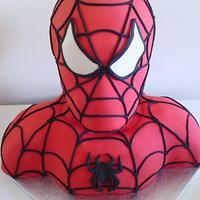 Life-size 3d Spiderman