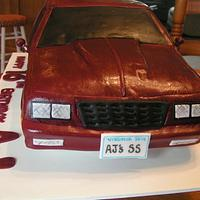 1984 Monte Carlo SS by Cake Creations by Christy