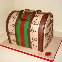 gucci bag by Eleonora Calignano