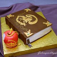 Descendants: Mal´s spell book