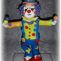 An Adorable Clown