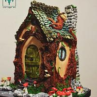 house with crin.sugarart