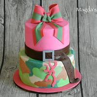 camo and bows