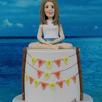 Emily's 13th Birthday Cake