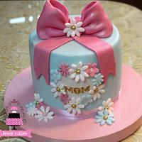 Mum cake