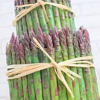 Sugar Asparagus Cake