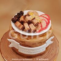 Pork Rice Cake