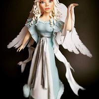Christmas Angel by Lukrowe Czary Katarzyna Osiecka