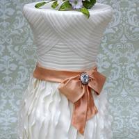 Cake Central Volume 5 - Issue 3 White Weddings , Feminine Fashion