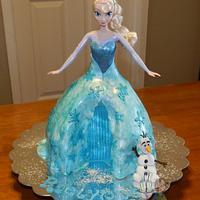 Elsa- Frozen