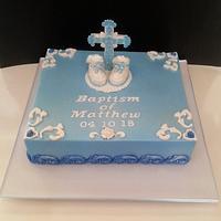Baptism of Matthew