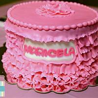Pink Tutu Cake