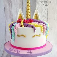 Unicorn cake :)