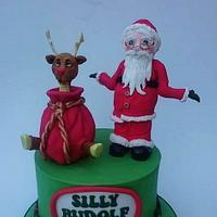 Silly Rudolf