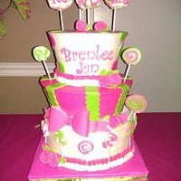 Lollipop Baby SHower