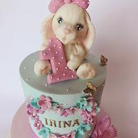 Sweet Rabbit cake