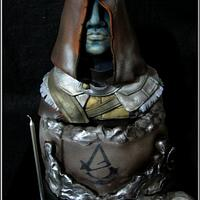 Cake game Assassin's Creed 5 Unity