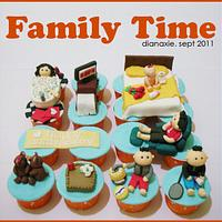 Family Time by Diana