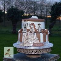 Henri Bendel cake