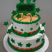 Basketball Celebration