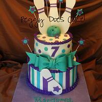 Margaret's Bowling Cake