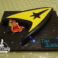 Star Trek by The Cake Lady