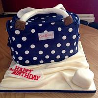 Kath kidson inspired bag