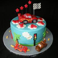 Wyatt's Cake