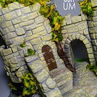 Old fairy castle