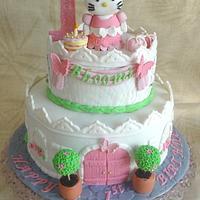 Hello Kitty Castle