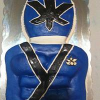 Power Rangers Samurai  by Chasity