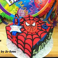 Spider Man Birthday!