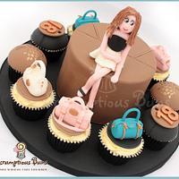 Big Cake Little Cakes : Mulberry Handbags