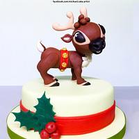 Happy The Reindeer