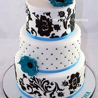 Demask Cake