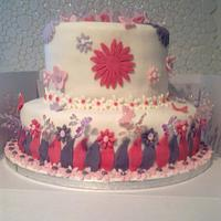 India by PetiteSweet-Cake Boutique
