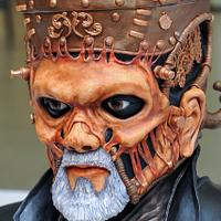 Steampunk Frankensteins Monster
