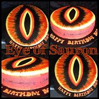 Lord of the rings eye of sauron
