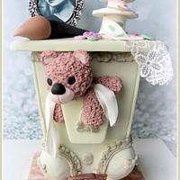 Vintage cake....