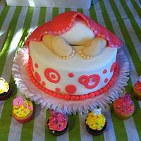 babybutt cake