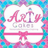 Arty cakes