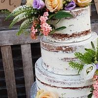 Spring wedding dream