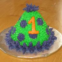 Scooby Doo First Birthday with Matching Smash Cake by Becky Pendergraft