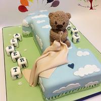 Albert's 1st Birthday
