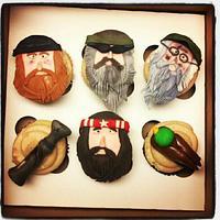Duck Dynasty: The Beards are Back....Jack! by junebug