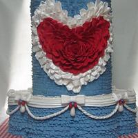 Red White & Blue Love